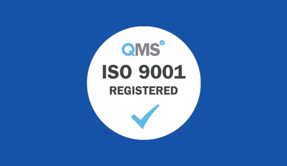2i Testing Awarded ISO 9001 Certification